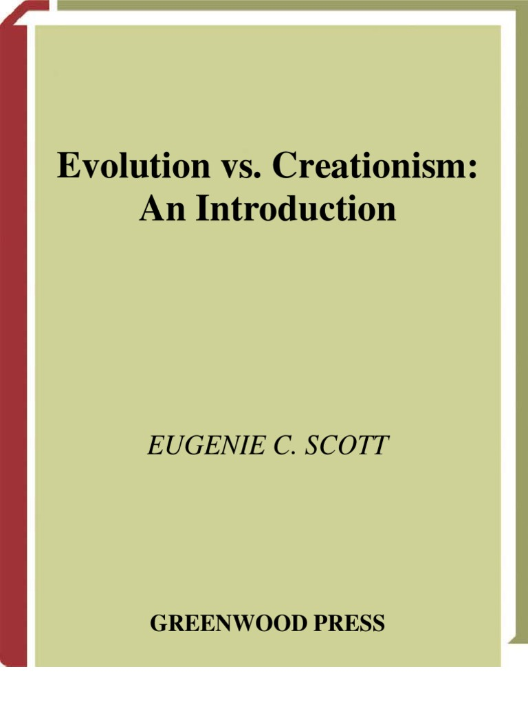 creation vs. evolution essay Essay in my short life on this planet i have come to question things that many take upon blind faith we all know that we must some day die yet we continuously deny the forces at work inside ourselves, which want to search out.