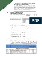 Cuestionario Para Adolescentes 3 de Marzo2014
