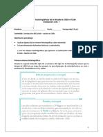 Visiones Historiográficas, Estado en Chile 1ro Medio