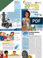 Revista 20 Años Robotica Educativa