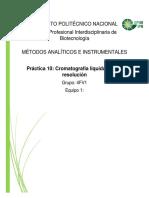 PRACTICAn10.HPLC-1