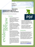 Alternative Antimicrobial Agents