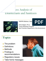 Alternatives Analysis of Disinfectants and Sanitizers.pdf