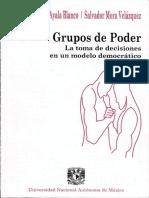 2010 Las Elites Politicas y La Democrac