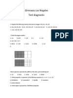 Test Diagnostic