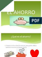 EL AHORRO.pptx