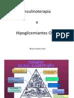 2 - Hipoglicemiantes Orais e I