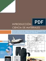 1 Materiales y Estructura