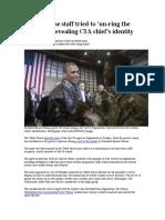 White House CIA