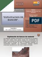 Explotacion de Bancos