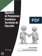 Guia Liquidacion Prestaciones Sociales Magisterio