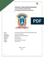 NUMERACIÓN DE HONGOS Y LEVADURAS