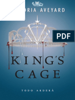 #3 King's Cage