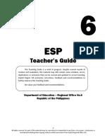 Esp Teachers Guide(q.1)