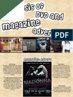 Dvd and Magazine Analysis