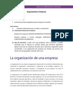 ANP 7 Informe Grupal_organizando La Empresa