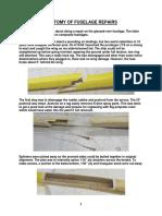 Anatomy of a Fuselage Repair