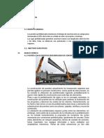 Puentes Con Elementos Prefabricados de Concreto