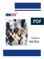 Cool Tron Heat Sink Introduction
