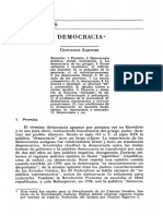 Democracia-Sartori