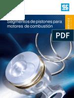 Segmentos de Pistones Para Motores de Combustión 53074