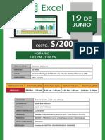 Excel Grupal Evento Junio
