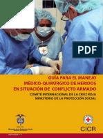 Guía Nacional Médico Quirúrgica CD