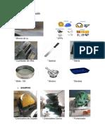Equipos y Materiales
