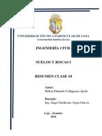 Resumen Clase 10
