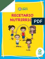 recetario nutrurico 2017