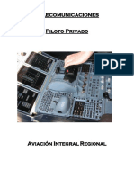Telecomunicaciones Piloto Privado