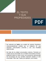 EL TEXTO Y SUS PROPIEDADES.ppt
