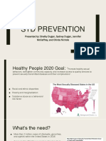 std prevention