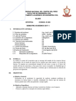 SILABO-DE-ESTÁTICA-2018-1