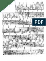 BARTOLOTTI, Angelo Michele - Prelude 7mo. Tuono - Secondo Libro Di Chitarra (Roma, Ca1655)