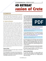 No Retreat Crete