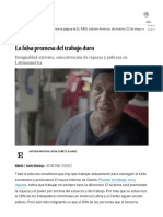 La Falsa Promesa Del Trabajo Duro _ EL PAÍS