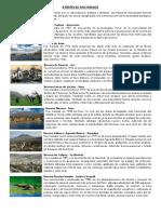 8 Reservas Nacionales