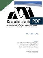 Practica 1 Metodo II