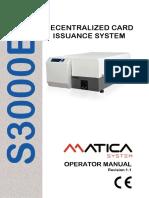 S3000E OperatorManual 1.1