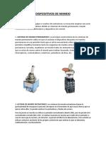 Dispositivos de Mando - Jose Valencia Canales