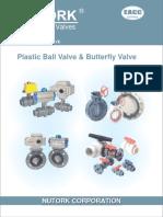 1601R0 Valve, Plastic Valve En