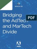 AdTech MarTech Glossary
