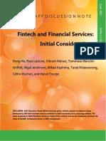 Impacto de La Tecnología Financiera