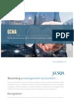 Gcma Prospectus
