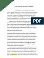 Mewujudkan Ujian Nasional Yang Bermutu Draft Paper Puspendik (1)