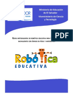 Gu as Metodolog as de Rob Tica Educativa Para Tercer Ciclo 1448373585