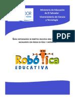 Gu as Metodolog as de Rob Tica Educativa Para Tercer Ciclo 1448373585