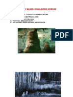 Ácidos y Bases (II)