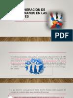 La cuarta generación de derechos humanos en las.pptx